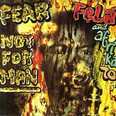 Fela & Africa 70: Fear Not For Men (180 gram pressing)