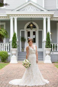 Wedding Portraits at Ashford Manor | Chloe Giancola Photography | Interested in a bridal gown like this? www.idobridalathens.com