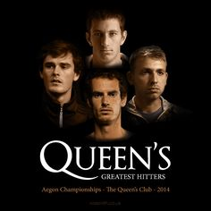The Queens Club 2014