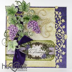 Heartfelt Creations | Grape Clusters With Memories