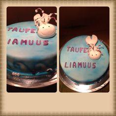 Baptism cake / Tauftorte