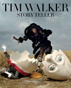 First Look at Tim Walker's Over-the-Top New Book, Story Teller
