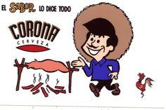 Cerveza Corona; Lechón en la vara con Cantalicio