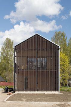 House H : a' House / Hirvilammi Architects_Seinäjoki, Finland_2014.