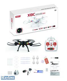 RC Quadrocopter Syma X8C Radio Control, Drones