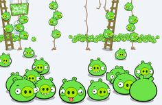 "Can green pigs fly? The ""Angry birds"" sequel ""Bad Piggies"" is out in two days! Hallelujah, Oink Oink!"