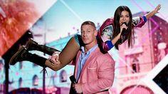 Teen Choice Awards 2016 - Heboh, Victoria Justice Tantang Gulat John Cena
