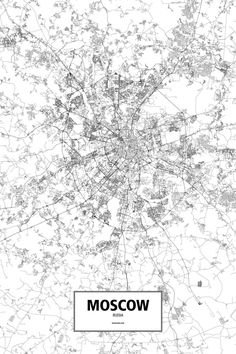 Maptitude — Moscow - Routelines