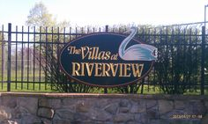 The Villas at Riverview is older-adult community on the north end of Radcliffe Street.