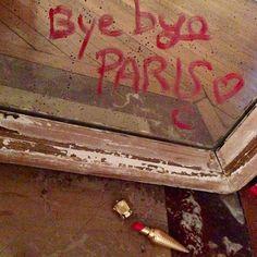Bye bye Paris <3 @louboutinworld #louboutin #lipstick #louboutincharme