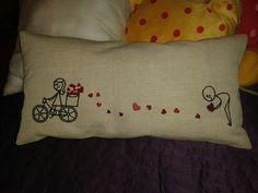 Díszpárna Bed Pillows, Pillow Cases, Pillows