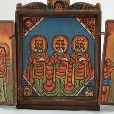 ethiopian orthodox art | Ethiopian Orthodox Icon