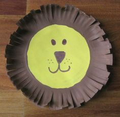 Well over 200 kid's crafts using paper plates! Children love paper plate crafts, and grown ups love how inexpensive they are. Letter L Crafts, K Crafts, Bible Crafts, Cute Crafts, Paper Crafts, Paper Plate Art, Paper Plate Animals, Paper Plate Crafts For Kids, Paper Plates