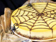 Recette Cheesecake au potiron { halloween }