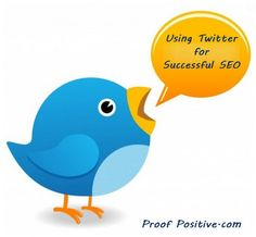The Secrets to Using Twitter for Successful SEO. One of the top three traffic building platforms for Authors and Publishers.