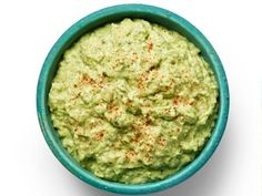 Chunky guacamole recipe chunky guacamole recipe and guacamole creamy guacamole recipe food network kitchen food network forumfinder Image collections