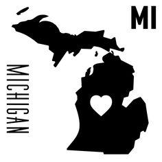 Michigan (M1083)   Close To My Heart - retiring July 31, 2017