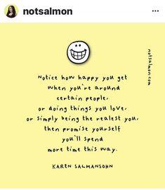 Karen Salmansohn, Love, Memes, Happy, Amor, Meme, Ser Feliz, Being Happy