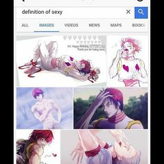 Definition of sexy = Hisoka Hunter x Hunter