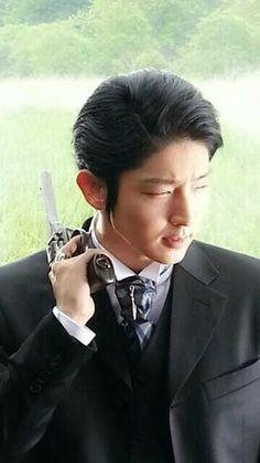 Lee Joon Ki      Joseon Ganman
