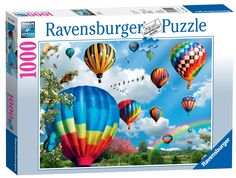 Ravensburger Up, Up and Away - 1000 Piece Puzzle