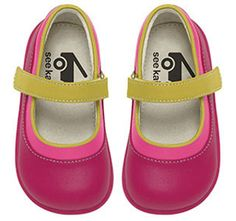 Mary Jane's from seekairun.com - cool baby shoes, toddler shoes, kids shoes and baby booties.