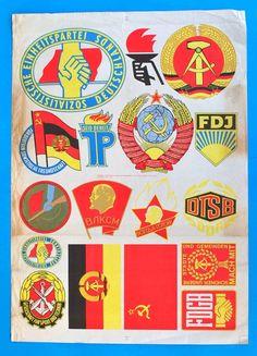 DDR Plakat Poster 1066 | SED FDJ GST FDGB DSF Pioniere | 85 x 61 cm Original | eBay