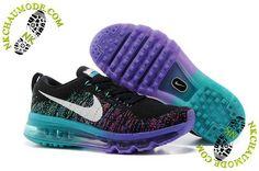 sale retailer f58e0 f9548 chaussures nike air max thea 2014 Femme Pourpre Bleu Noir 002