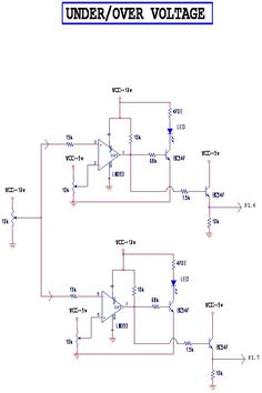 circuit diagram of automatic bidirectional visitor counter using rh pinterest com