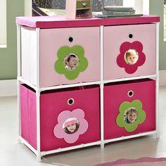 Altra Kids' 4 Cube Toy Organizer 5816196,    #Altra_5816196