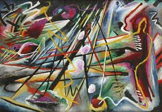 """rudolf bauer artist   Rudolf Bauer, """"Allegro II"""", 1918 davidcharlesfoxexpressionism.com ..."""