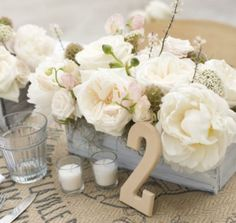 Tables by alexisboozer — Loverly Weddings