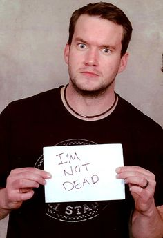 If Gareth David-Lloyd says so, it is law.