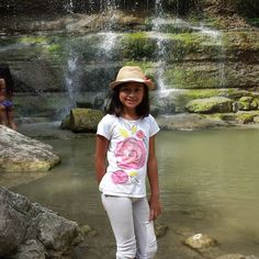 Sophia hanging out at the waterfalls Stay At Home Dad, Instagram Feed, Instagram Posts, Waterfalls, Hanging Out, Gratitude, Panama Hat, Entrepreneur, Blessed