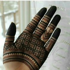 Modern Mehndi Designs for Hands By Henna CKG - Fashion