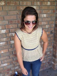 "Ravelry: Boat Neck Betty Tee (Adult Pattern Pack, 34.5"" bust to 49.5"" bust) pattern by Salena Baca"