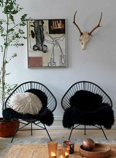 alice s garden fauteuil acapulco chaise oeuf design r tro cordage bleu roi la redoute d co. Black Bedroom Furniture Sets. Home Design Ideas