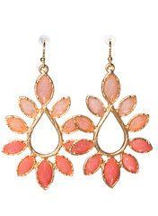 Pink Lauderadale Earrings