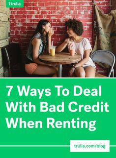 Worried a negative credit history will prevent you from getting a good rental? Here's how to rent an apartment with bad credit — because it is possible.