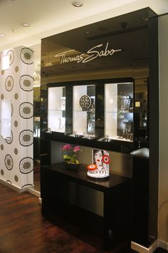 THOMAS SABO Shop Opening in Glasgow.