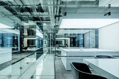 Gallery - Glass office SOHO China / AIM Architecture - 9