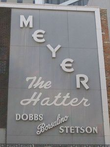 e2a08f7789d Meyer The Hatter is the South s Largest Hat Store