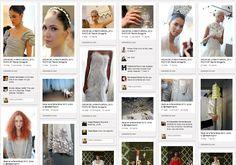 Poco a poco los diseñadores, novios y wedding planners se están dando cuenta del poder de Pinterest, la red social que permite 'organizar y compartir toda las cosas bonitas que encuentras en la web'.