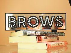 Benefit Brow Bar, Stunning Makeup, Brows, Nail, Eyebrows, Awesome Makeup, Eye Brows, Nails, Brow