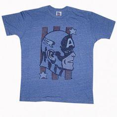 Captain America Vintage tee
