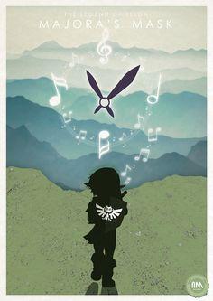 https://www.behance.net/gallery/8742159/Videogame-posters