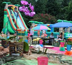 1000 Images About Sweet 16 On Pinterest Luau Party
