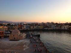 Chania Crete Crete, New York Skyline, Places, Summer, Travel, Summer Time, Viajes, Destinations, Traveling