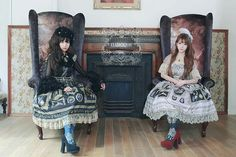Baroque Lolita Fashion Line