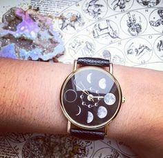 I've always wanted a moon phase watch like this!
